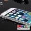 (พร้อมส่ง)เคสมือถือไอโฟน case iphone 6/6s บัมเปอร์กรอบเพชร rhinestone thumbnail 1