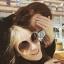 แว่นกันแดดแฟชั่น Darkbrown Sheet S846 62-20 145 <ชาเฟด> thumbnail 15