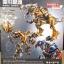 หุ่นยนต์แปลงร่างจากหนัง Transformer 4 - Grimlock หุ่นยนต์ไดโนเสาร์ (Dinobot) ผลิตจากวัสดุอย่างดี งานสวย น่าซื้อเป็นของฝากหรือเก็บสะสมมากค่ะ thumbnail 4