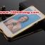 (025-166)เคสมือถือออปโป้ OPPO Joy 3 เคสกรอบโลหะพื้นหลังอะคริลิคเคลือบเงาทองคำ 24K thumbnail 7