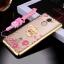 (025-543)เคสมือถือ Case Huawei Y7prime เคสนิ่มซิลิโคนใสลายหรูติดคริสตัล พร้อมแหวนเพชรวางโทรศัพท์ และสายคล้องคอกดแยกออกได้ thumbnail 11