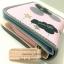 กระเป๋าสตางค์ใบสั้น QQ Mouse สีชมพู ขนาด 2 พับ thumbnail 3