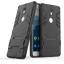 (538-029)เคสมือถือ Nokia 7 เคสขอบนิ่มพื้นหลังพลาสติกขาตั้งสไตล์ IronMan thumbnail 5