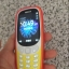(พร้อมส่ง)เคสมือถือ Nokia 3310 (2017) 2G เคสนิ่มใสคลาสสิค thumbnail 5