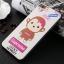 (025-642)เคสมือถือไอโฟน Case iPhone7 Plus/iPhone8 Plus เคสนิ่มลายกราฟฟิก การ์ตูน สวยๆ thumbnail 6