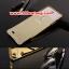 (025-166)เคสมือถือออปโป้ OPPO Joy 3 เคสกรอบโลหะพื้นหลังอะคริลิคเคลือบเงาทองคำ 24K thumbnail 2