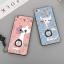 (025-866)เคสมือถือ Case OPPO A57/A39 เคสนิ่มลายการ์ตูนเกาหลีน่ารักๆ พร้อมสายคล้องคอแบบถอดแยกได้ thumbnail 3