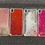 (291-022)เคสมือถือ Case OPPO F1 Plus (R9) เคสพลาสติกใส Glitter กากเพชร thumbnail 1