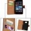 (พร้อมส่ง)เคสมือถือซัมซุง Galaxy S2 เคสพลาสติกฝาพับ PU Wallet thumbnail 6