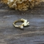 เกาหลีฟีเวอร์ Moon & Rabbit Ring แหวนกระต่ายหมายจันทร์ แหวนเบอร์ 7 thumbnail 3