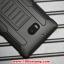 (002-087)เคสมือถือ Microsoft Lumia 930 เคสกันกระแทกหุ้มด้วยเคสนิ่มฝาประกอบพลาสติกรุ่นเหน็บเอว thumbnail 3