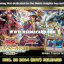 """Yu-Gi-Oh! ARC-V Playmat / Duel Field - Noble Knights of the Round Table Box Set: """"Noble Knight"""" monsters and """"Merlin"""" (EX Epic of Noble Knights: Holy Sword of Guidance) + 3 Promo Cards thumbnail 1"""
