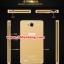 (025-151)เคสมือถือ Case Huawei Honor 3C เคสกรอบโลหะพื้นหลังอะคริลิคเคลือบเงาทองคำ 24K thumbnail 8