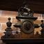 นาฬิกาลอนดอนศรไขว้ กล่องดนตรี รหัส12161am thumbnail 3