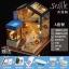 (331-005)แบบบ้านประดิษฐ์โมเดลประกอบ DIY ชุด Seattle thumbnail 3