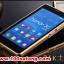(025-151)เคสมือถือ Case Huawei Honor 3C เคสกรอบโลหะพื้นหลังอะคริลิคเคลือบเงาทองคำ 24K thumbnail 9