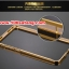 (025-137)เคสมือถือวีโว Vivo X5Max เคสกรอบโลหะพื้นหลังอะคริลิคเคลือบเงาทองคำ 24K thumbnail 8