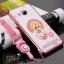 (587-002)เคสมือถือวีโว Vivo Xshot เคสนิ่มลายดอกขอบแววพื้นหลังแหวนโลหะคริสตัลสวยๆ thumbnail 8