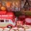 รถแวนร้านขายอาหารฟาสฟูดส์ของเล่นเด็ก thumbnail 1