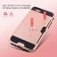 (002-167)เคสมือถือไอโฟน Case iPhone 7 Plus เคสนิ่ม+พื้นหลังพลาสติกกันกระแทกมีช่องใส่การ์ด thumbnail 3