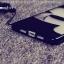(406-040)เคสมือถือ Case OPPO F1 Plus (R9) เคสนิ่มลายมิกกี้มินนี่ดำใส thumbnail 3