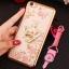 (025-551)เคสมือถือวีโว Vivo X9S Plus เคสนิ่มซิลิโคนใสลายหรูติดคริสตัล พร้อมแหวนเพชรวางโทรศัพท์ และสายคล้องคอกดแยกออกได้ thumbnail 17