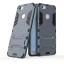 (538-012)เคสมือถือวีโว่ Vivo V7 Plus/Y79 เคสขอบนิ่มกรอบพลาสติกขาตั้งสไตล์ Iron Man thumbnail 2