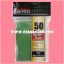 Pro Game Protector Sleeve Double-Matte : Green 50ct. thumbnail 1