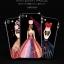 (025-777)เคสมือถือวีโว Vivo X7 plus เคสนิ่มTPU ลายการ์ตูนผู้หญิงสวย ขอบเพชรหรูหรา thumbnail 2