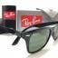 แว่นกันแดด RB 4195 Wayfarer Liteforce 601/71 52-20 3P <Polarized> thumbnail 4