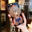 (025-639)เคสมือถือไอโฟน Case iPhone 7 Plus/8 Plus เคสนิ่มหมีไลน์ Glitter แหวนเพชรมือถือและสายคล้องคอถอดแยกสายได้ thumbnail 2