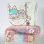 Little Twin Stars:ถุงใส่ของ,กระเป๋าใส่ดินสอและกล่องใส่ยา thumbnail 1