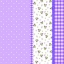 แนพกิ้น 33x33 Dot Purple 13306050 thumbnail 1