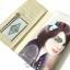 กระเป๋าสตางค์ใบยาวลายการ์ตูนผู้หญิง น่ารักมาก สีเทา-ครีม ขนาด 2 พับ thumbnail 4