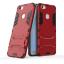 (538-012)เคสมือถือวีโว่ Vivo V7 Plus/Y79 เคสขอบนิ่มกรอบพลาสติกขาตั้งสไตล์ Iron Man thumbnail 4