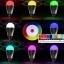 (365-001)ชุดหลอดไฟ LED 9w ประหยัดไฟ รุ่น Rainbow พร้อมรีโมทควบคุมระยะไกล thumbnail 5