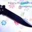 มีดควง Balisong Black Bighole 444 TK2013/00503 thumbnail 8