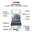 (460-001)เคสมือถือไอโฟน case iphone 6/6S เคสกันกระแทกกันน้ำดำน้ำหลายชั้นสไตล์ยุโรป thumbnail 8