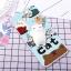 (616-001)เคสมือถือซัมซุง Case Samsung A9 Pro เคสนิ่มหมีน้อยบีบสนุกมันมือ thumbnail 5