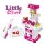 ชุดครัวของเล่นเด็กมีกระเป๋า 3in1 thumbnail 2