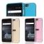 (025-108)เคสมือถือ HTC One A9 เคสกรอบบัมเปอร์โลหะฝาหลังอะคริลิคทูโทน thumbnail 1