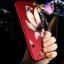 (388-106)เคสมือถือซัมซุง Case Samsung A9 Pro เคสนิ่มคลุมเครื่องลายดอกไม้แฟชั่นสวยๆ พร้อมสายคล้องมือลายดอกไม้ thumbnail 1