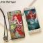 (681-004)เคสมือถือไอโฟน Case iPhone 7 Plus/8 Plus เคสและฟิล์มกระจกเข้าชุด Alice The little mermaid thumbnail 2
