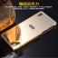 (025-111)เคสมือถือโซนี่ Case Sony Xperia Z2 เคสกรอบโลหะพื้นหลังอะคริลิคแวววับคล้ายกระจกสวยหรู thumbnail 2