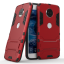 (538-026)เคสมือถือ Motorola G5S เคสขอบนิ่มพื้นหลังพลาสติกขาตั้งสไตล์ IronMan thumbnail 5