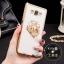 (025-597)เคสมือถือซัมซุง Case Samsung J5(2016) เคสนิ่มใสขอบแวว พร้อมแหวนเพชรวางโทรศัพท์ลายหรู thumbnail 14