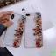 (436-357)เคสมือถือไอโฟน Case iPhone X เคสนิ่มลายน้องหมา GlitterStar thumbnail 1