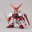 SD GUNDAM EX-STANDARD Gundam Astray Red Frame thumbnail 2