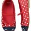 รองเท้า Gymboree (นำเ้ข้าแท้ USA) --- Ladybug Ballet Flats size 9, 10 thumbnail 1