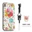 (025-882)เคสมือถือไอโฟน Case iPhone X เคสนิ่มซิลิโคนลายน่ารักพร้อมแหวนมือถือและสายคล้องคอถอดแยกได้ thumbnail 3
